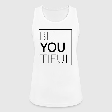 Be You tiful - semplicemente bello! Be You! - Top da donna traspirante