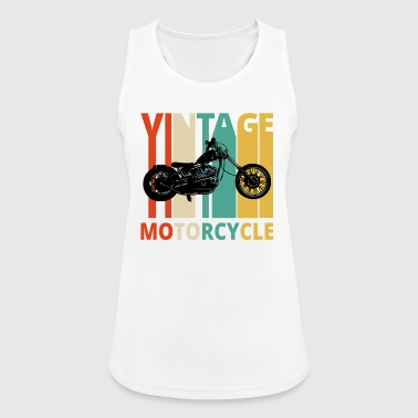 Vintage Motorcycle Gifts for the wild. Dad,grandad - Women's Breathable Tank Top