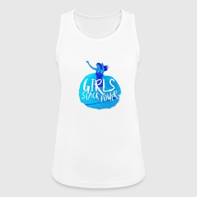 Girls Slack Power - Women's Breathable Tank Top