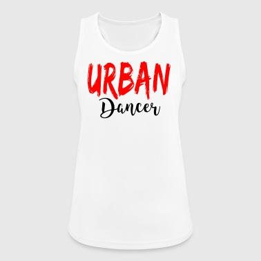 Urban Dancer - Urban Dance Shirt - Dame tanktop åndbar