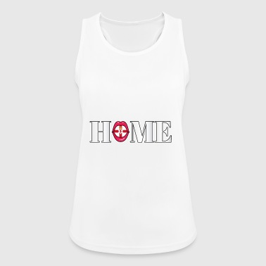 Northern Ireland Home Gift - Women's Breathable Tank Top