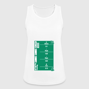 Gift for marathon runners for Christmas - Women's Breathable Tank Top