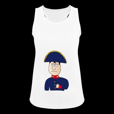 Napoleon Revolution France French Emperor - Women's Breathable Tank Top