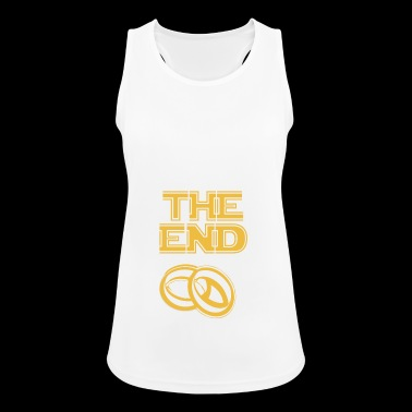 the end - Women's Breathable Tank Top