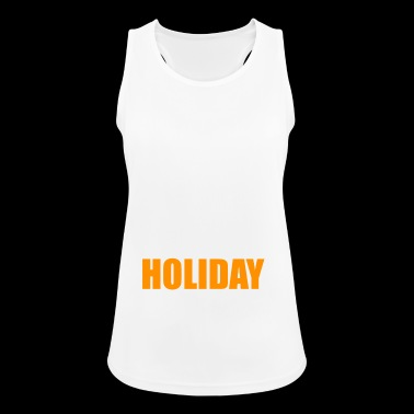 vacation - Women's Breathable Tank Top