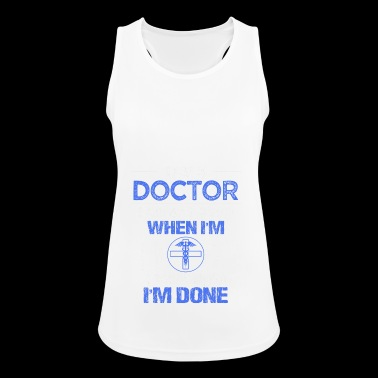 Doctor or doctor - Women's Breathable Tank Top