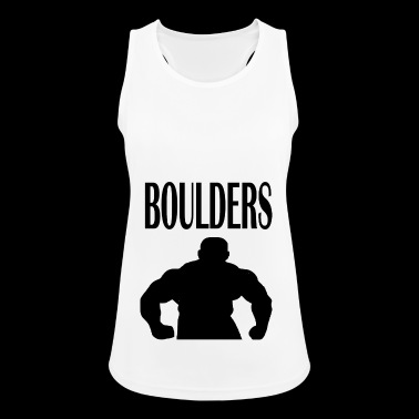 boulders - Women's Breathable Tank Top