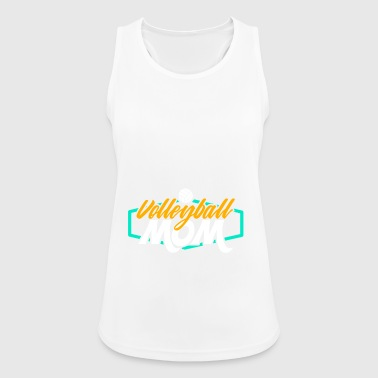 Volleyball Mom - Vrouwen tanktop ademend