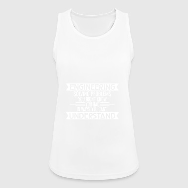 ENGINEERING - ENGINEERING - ENGINEERING - MECHANICAL ENGINEERING - Women's Breathable Tank Top