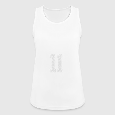 Number 11 Number One One elf gift - Women's Breathable Tank Top