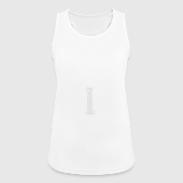 Number 1 Number One Gift - Women's Breathable Tank Top