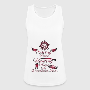 Supernatural - Frauen Tank Top atmungsaktiv