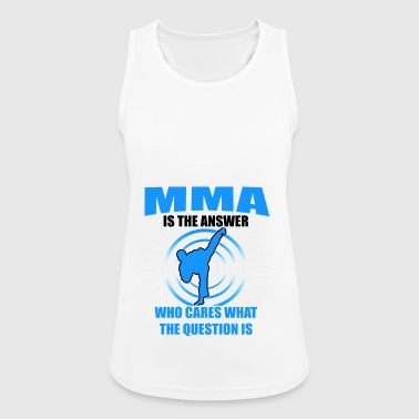 MMA gift - Women's Breathable Tank Top