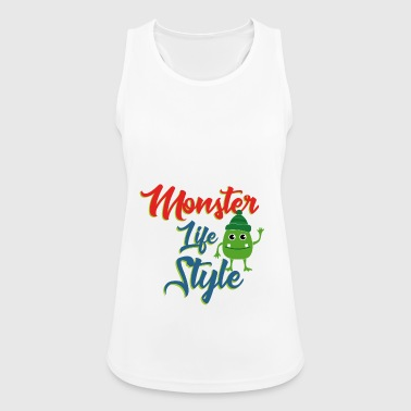 Monster Style - Women's Breathable Tank Top