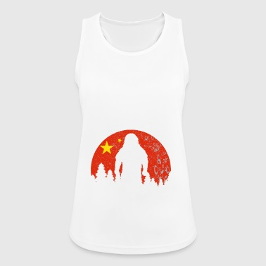 China - Women's Breathable Tank Top