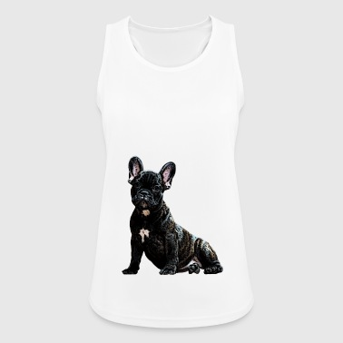 dog, dog, dog head - Women's Breathable Tank Top