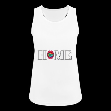 South Africa Home gift - Women's Breathable Tank Top