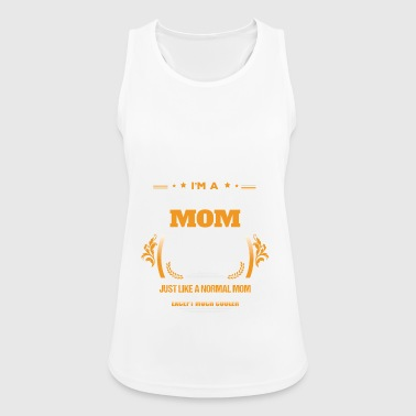 Idea regalo camicia mamma triathlon - Top da donna traspirante