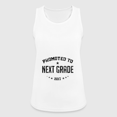 Promoted To Next Grade - Women's Breathable Tank Top