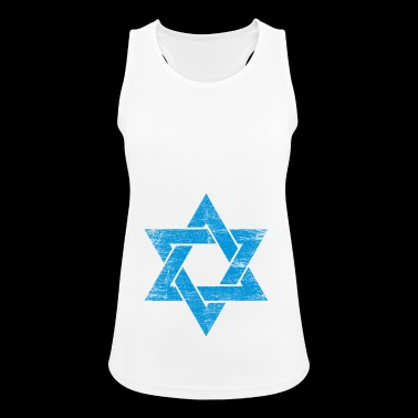 Star of Israel - Star of David gift - Women's Breathable Tank Top
