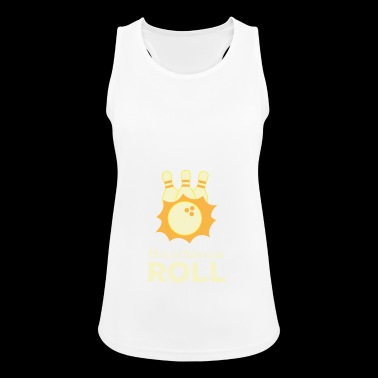 Bowling Bowling - Bowling - Cone - Gift - Women's Breathable Tank Top