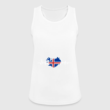 Iceland - Women's Breathable Tank Top