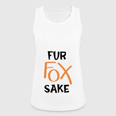 Fur fox will - Women's Breathable Tank Top