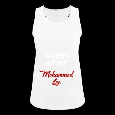 Mohammed Lee - Women's Breathable Tank Top