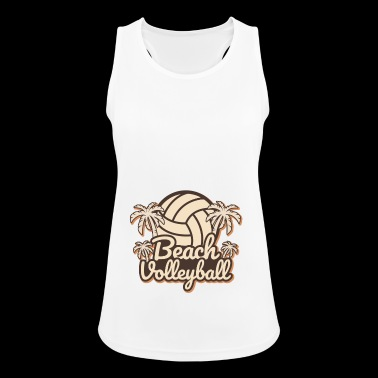 Beach volleyball - Women's Breathable Tank Top
