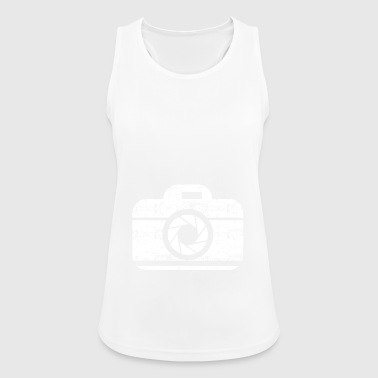 Aperture photography camera - Women's Breathable Tank Top