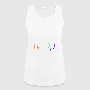 LGBT Gay Gay Lesbian Lesbian Fun Support Pride - Women's Breathable Tank Top