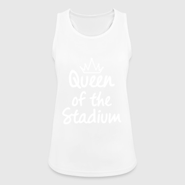 Queen of the stage - Women's Breathable Tank Top