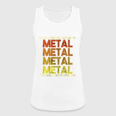 Metal Music Shirt - Gift - Women's Breathable Tank Top