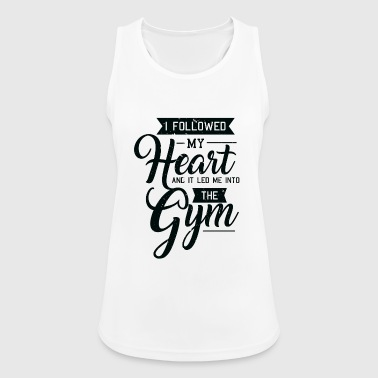 Kraft Training - Frauen Tank Top atmungsaktiv