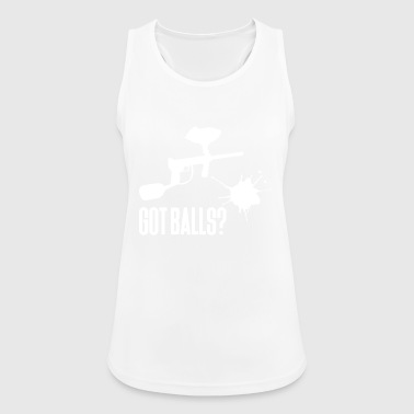 Paintball - Paintballer - Paint - Paintball weapon - Women's Breathable Tank Top