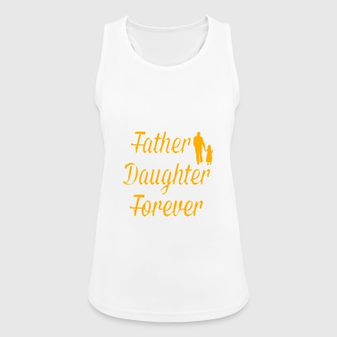 Father And Daughter - Women's Breathable Tank Top