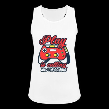 Play - Women's Breathable Tank Top