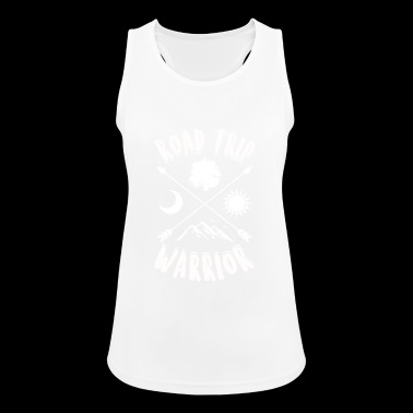 Road Trip - Road Trip - Women's Breathable Tank Top
