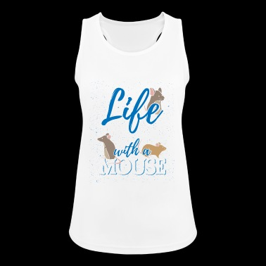 mouse - Women's Breathable Tank Top