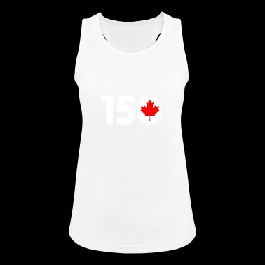 Canada 150th Anniversary Of Confederation Canadian - Women's Breathable Tank Top