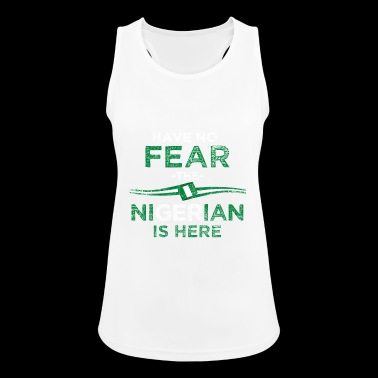 Nigeria - Women's Breathable Tank Top