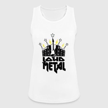 Metal - Women's Breathable Tank Top