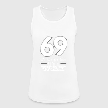 69 sex number lifestyle oral fun kind of dirty horny - Women's Breathable Tank Top