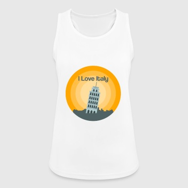 Italy - Women's Breathable Tank Top