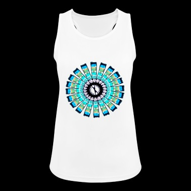 Star - American Indian - Women's Breathable Tank Top