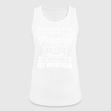Bus driver SCHEISSPRINZ - Women's Breathable Tank Top