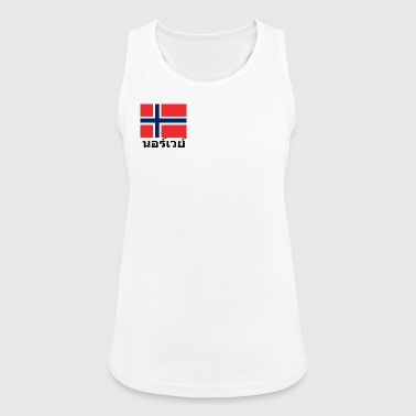 Norway in Thai - Women's Breathable Tank Top