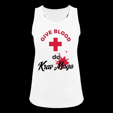 Krav Maga - Women's Breathable Tank Top