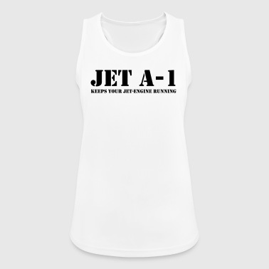 Jet A-1 JET - Women's Breathable Tank Top