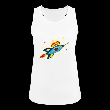 High School - Women's Breathable Tank Top